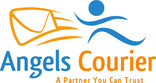 Angels Courier logo